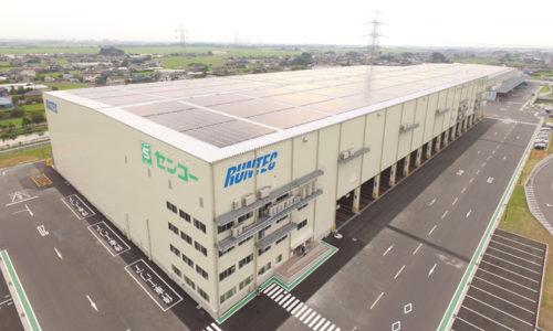 20180809senko 500x300 - センコー、ランテック/埼玉県加須市に倉庫と危険物倉庫竣工