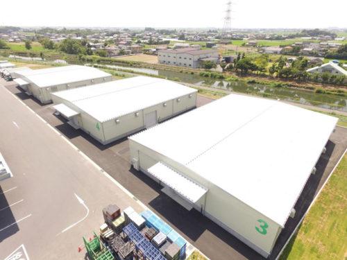 20180809senko2 500x375 - センコー、ランテック/埼玉県加須市に倉庫と危険物倉庫竣工