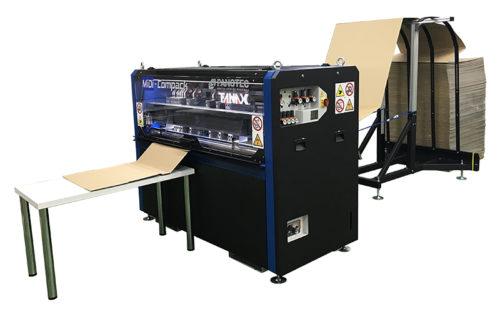 ボックスオンデマンド:ダンボールシート切り出しのマシン「MiDi-Compack」