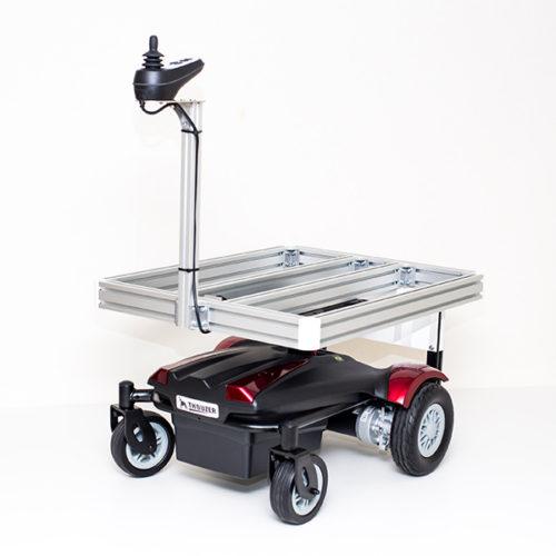 追従運搬ロボット「サウザー」