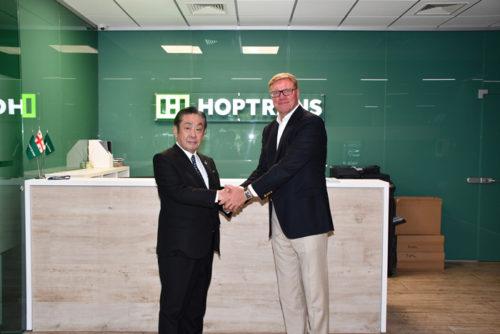 20180822fukutsu 500x334 - 福山通運/リトアニアの物流事業者と業務提携
