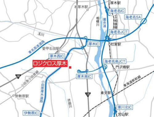 20180823mitsubishitoshi2 500x379 - 三菱地所物流リート投資法人/物流施設2物件、123億円で取得