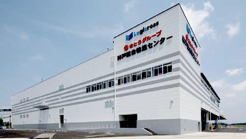 ロジクロス神戸三田