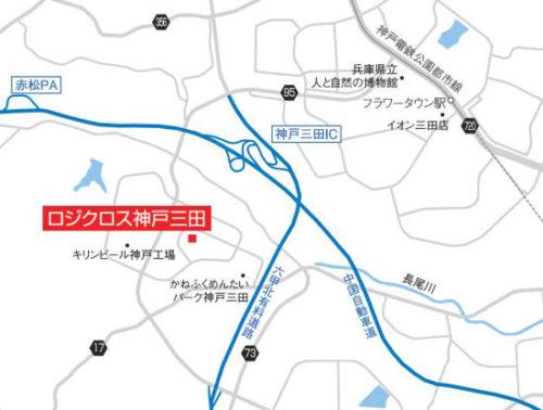 20180823mitsubishitoshi4 500x378 - 三菱地所物流リート投資法人/物流施設2物件、123億円で取得