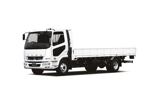 20180828mftbc3 500x333 - 三菱ふそう/中型トラック「ファイター」、4気筒エンジン搭載モデル追加