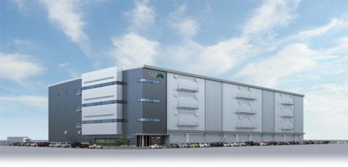 20180829glp 500x241 - 日本GLP/神戸市・六甲アイランドに3.2万m2の物流施設着工、すでに満床