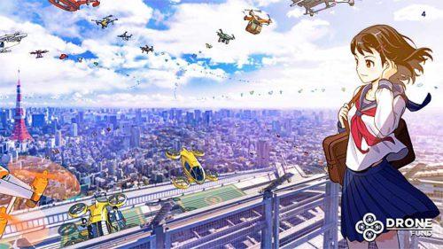 20180830soratobu1 500x281 - 空飛ぶクルマ/アニメや映画で見たような社会を自分達の力でつくる