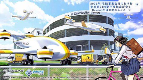 20180830soratobu2 500x281 - 空飛ぶクルマ/アニメや映画で見たような社会を自分達の力でつくる