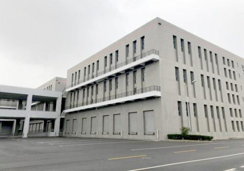 半導体ディストリビューションセンター(上海半導体DC)