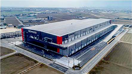 20180904esr1 - ESR、協栄産業/愛知県弥富市で、新物流施設内覧会・物流ロボットセミナー