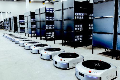 20180904esr2 500x333 - ESR、協栄産業/愛知県弥富市で、新物流施設内覧会・物流ロボットセミナー