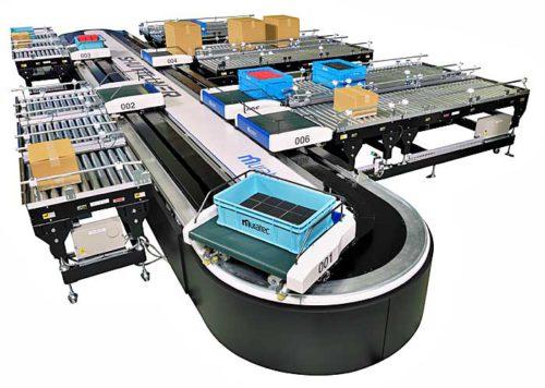 20180912murata 500x356 - 村田機械/大型商品センター向け、高能力ケース搬送・仕分けシステム開発