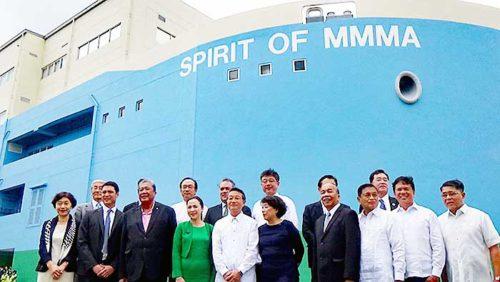 20180914mol 500x282 - 商船三井/フィリピンで商船大学の開学式、700人参列