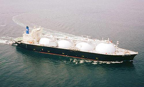 第三管区海上保安本部長より表彰されたエネルギーアドバンス