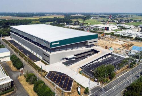 20180921prologi1 500x337 - プロロジス/スタートトゥディ専用物流施設、茨城県つくば市に竣工、基幹センターに