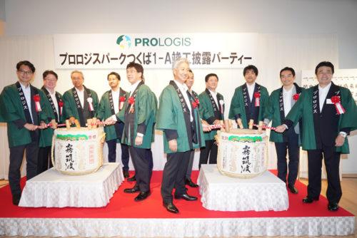 20180921prologi10 500x334 - プロロジス/スタートトゥディ専用物流施設、茨城県つくば市に竣工、基幹センターに