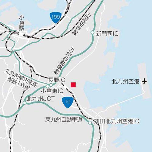 20180926daiwahousereit3 500x500 - 大和ハウスリート/北九州市小倉南区の物流施設を35億円で取得