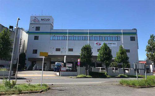 MCUD市川II物流施設