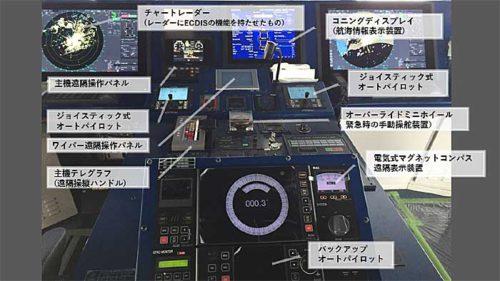 20180927nyk2 500x281 - 日本郵船/機器のIoT面強化した新型船橋を大型コンテナ船に採用