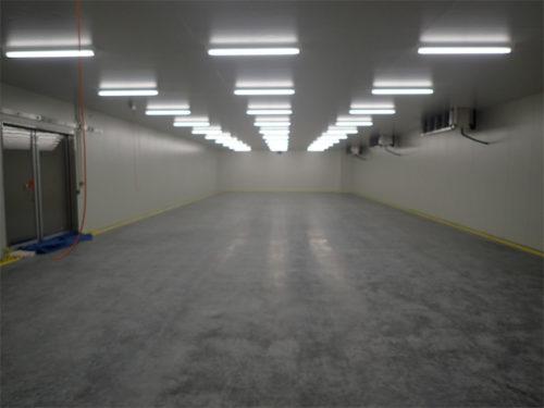冷蔵冷凍倉庫