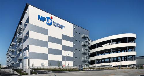 大阪ECセンターが入居するMFLP堺