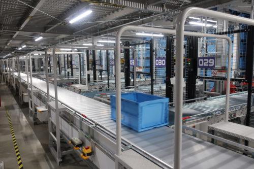 自動保管倉庫