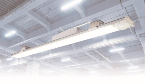 高天井用人感センサー付きLEDライト「Lumiqs BL-640」