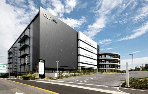 20181011glp1 500x319 - 日本GLP/大阪府枚方市に11.7万m2の物流施設竣工