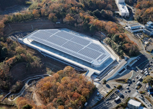 長津田物流センター