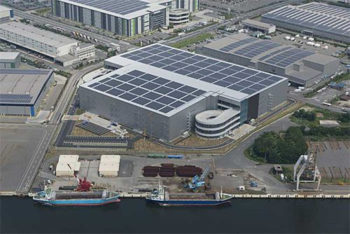20181015cw 500x334 - C&W/大阪府堺市で10.8万m2のマルチテナント型物流施設を取得