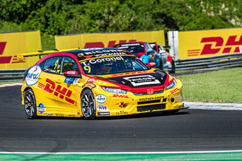 DHLの支援により、WTCRドライバーらは今シーズン3大陸でレースに参戦