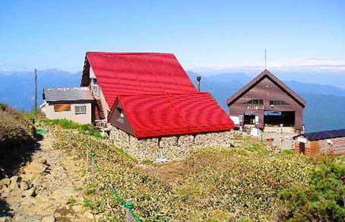 村営八方池山荘