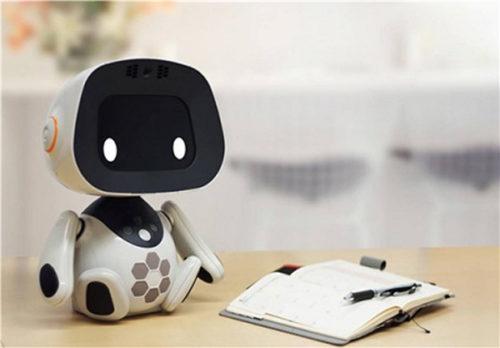 コミュニケーションロボット「unibo」
