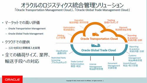 20181018oracle1 500x282 - 日本オラクル/物流管理ソリューションの機能を大幅強化
