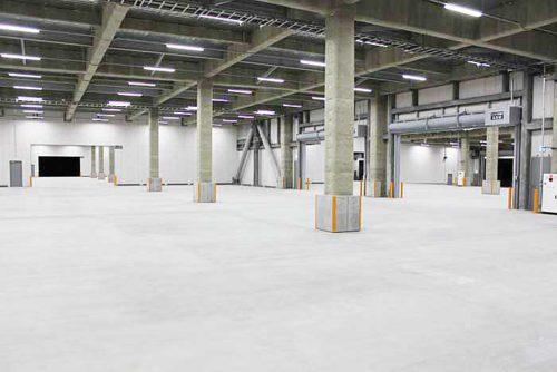 20181019esr3 500x334 - ESR/埼玉県久喜市で15.1万m2の物流施設竣工、内部を初公開