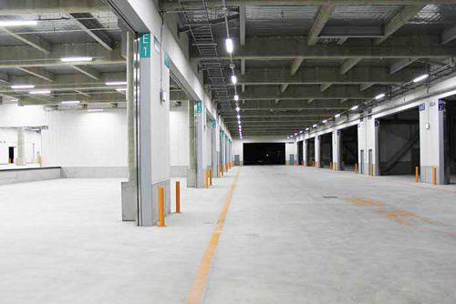 20181019esr4 500x334 - ESR/埼玉県久喜市で15.1万m2の物流施設竣工、内部を初公開