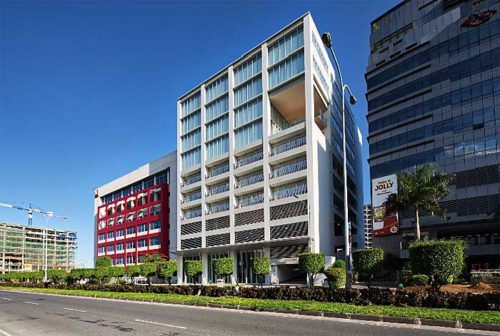 KLMA Buildings