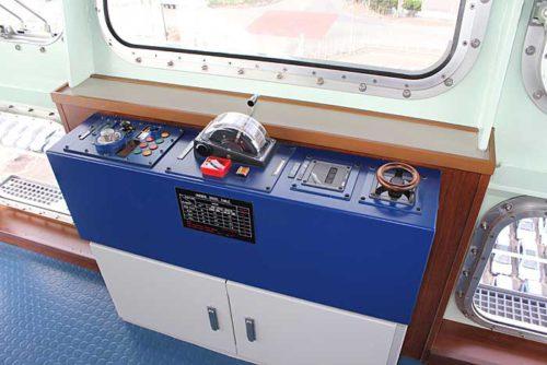 20181024nyk15 500x334 - 日本郵船/最新の情報統合型ブリッジと自動車専用船内部を初公開