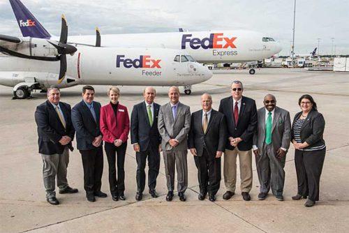 20181026fedex 500x334 - フェデックス/航空専門奨学金制度創設、250万米ドル提供