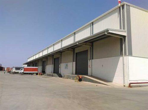 20181029hankyuhanshin1 500x371 - 阪急阪神エクスプレス/インド西部に倉庫を開設