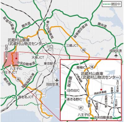 20181029uniteda2 - ユナイテッド・アーバン/武蔵村山倉庫を18億円で取得