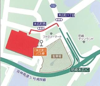 20181030amagasaki6 - 尼崎市の大型物流施設/11月14・15・16日に内覧会