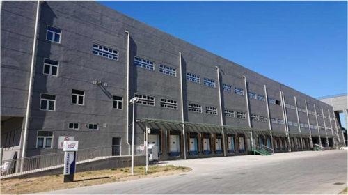 20181031senko 1 500x280 - センコー、ランテック/中国に北京物流センター稼働