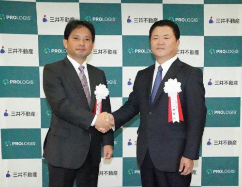 20181106mflpprologi22 500x386 - 三井不動産、プロロジス/川越の新物流施設に日本郵便など3社が決定