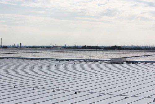 屋上太陽光発電システム