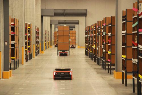 20181107grayorange4 500x334 - 物流最前線/次世代型自動搬送ロボットメーカー、グレイオレンジ