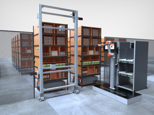 20181107grayorange5 500x375 - 物流最前線/次世代型自動搬送ロボットメーカー、グレイオレンジ