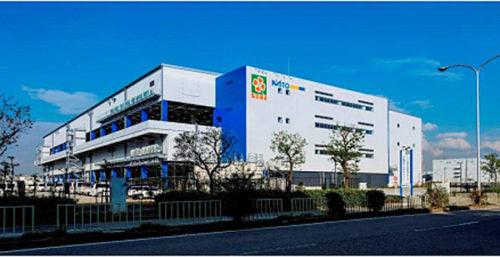 ライフ大阪平林総合物流センター