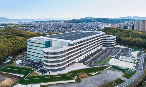20181115prologis1 500x300 - プロロジス/京都府京田辺市に16.1万m2の物流施設竣工
