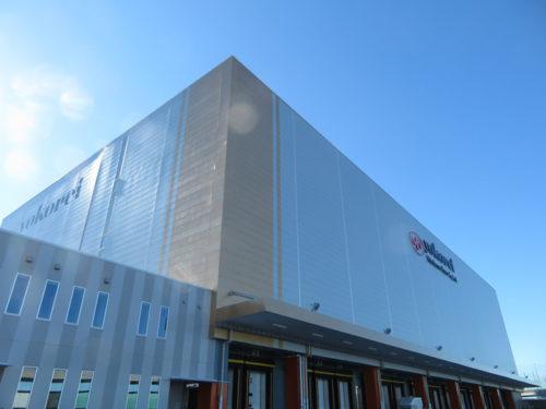 20181115yokorei1 500x375 - ヨコレイ/名古屋市に2万m2の物流センター竣工